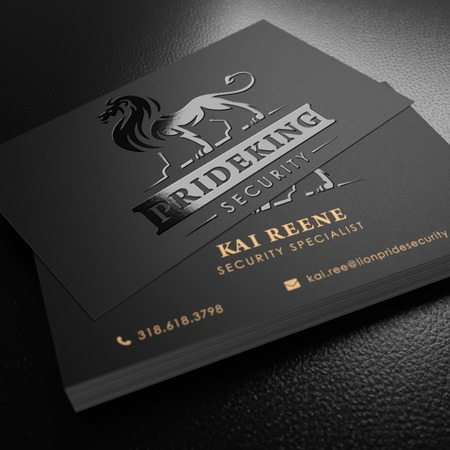 Raised Spot Uv Business Cards Crown Media Concepts